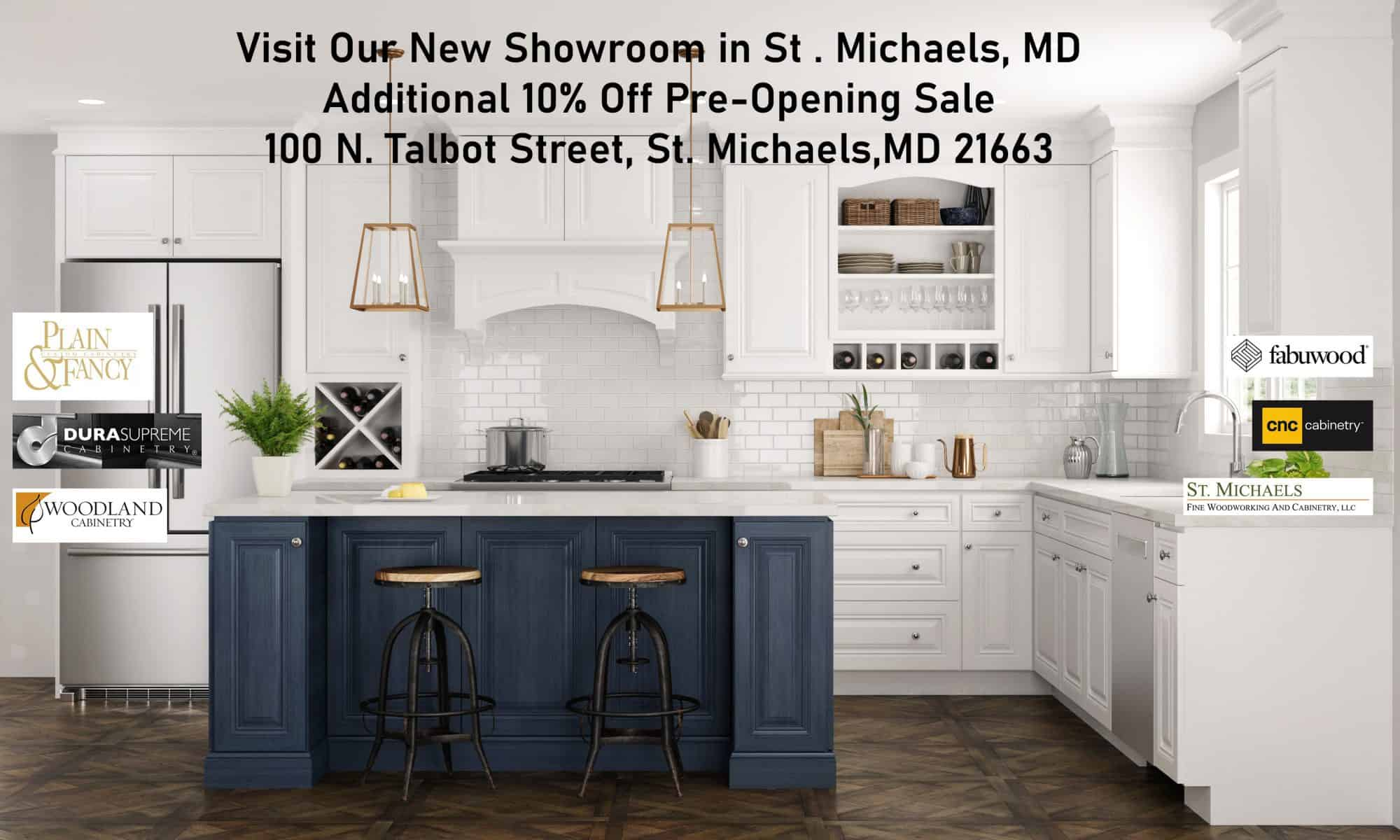 St. Michaels Kitchen and Bath
